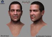 AC2 Dante Moro Face Model