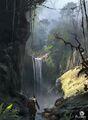 ACIV Jungle Cascade Coffres concept