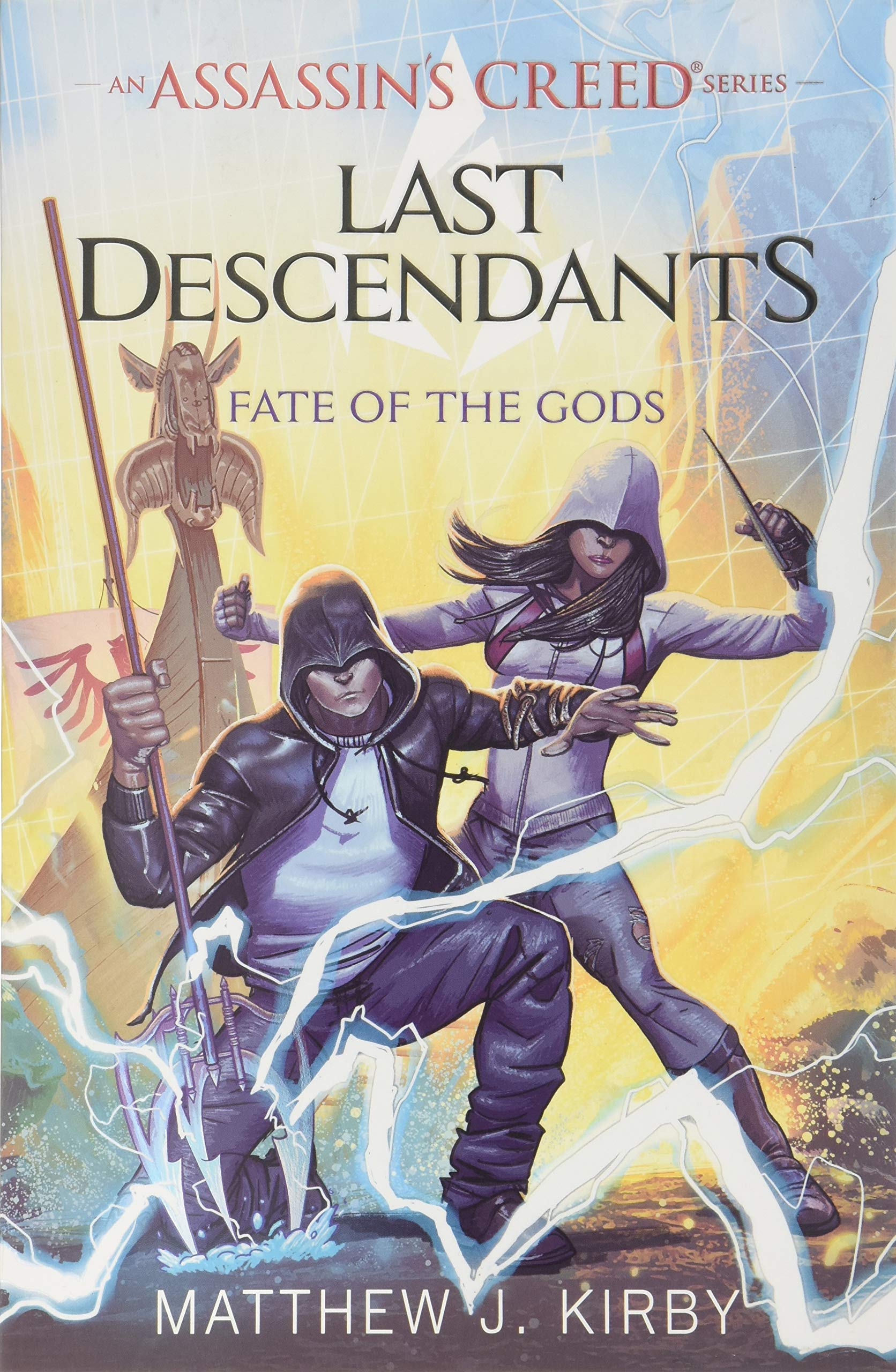 Assassin's Creed: Last Descendants – Fate of the Gods