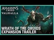 Assassin's Creed Valhalla – Wrath of the Druids Expansion Trailer - Ubisoft -NA-