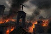 ACID Siege of Monteriggioni Concept 1