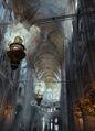 ACU Cathédrale Notre Dame Intérieur