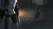 An elderly Altair faces Abbas