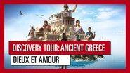 Discovery Tour- Ancient Greece – Dieux et amour