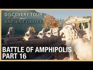 Assassin's Creed Discovery Tour- The Battle of Amphipolis - Ep