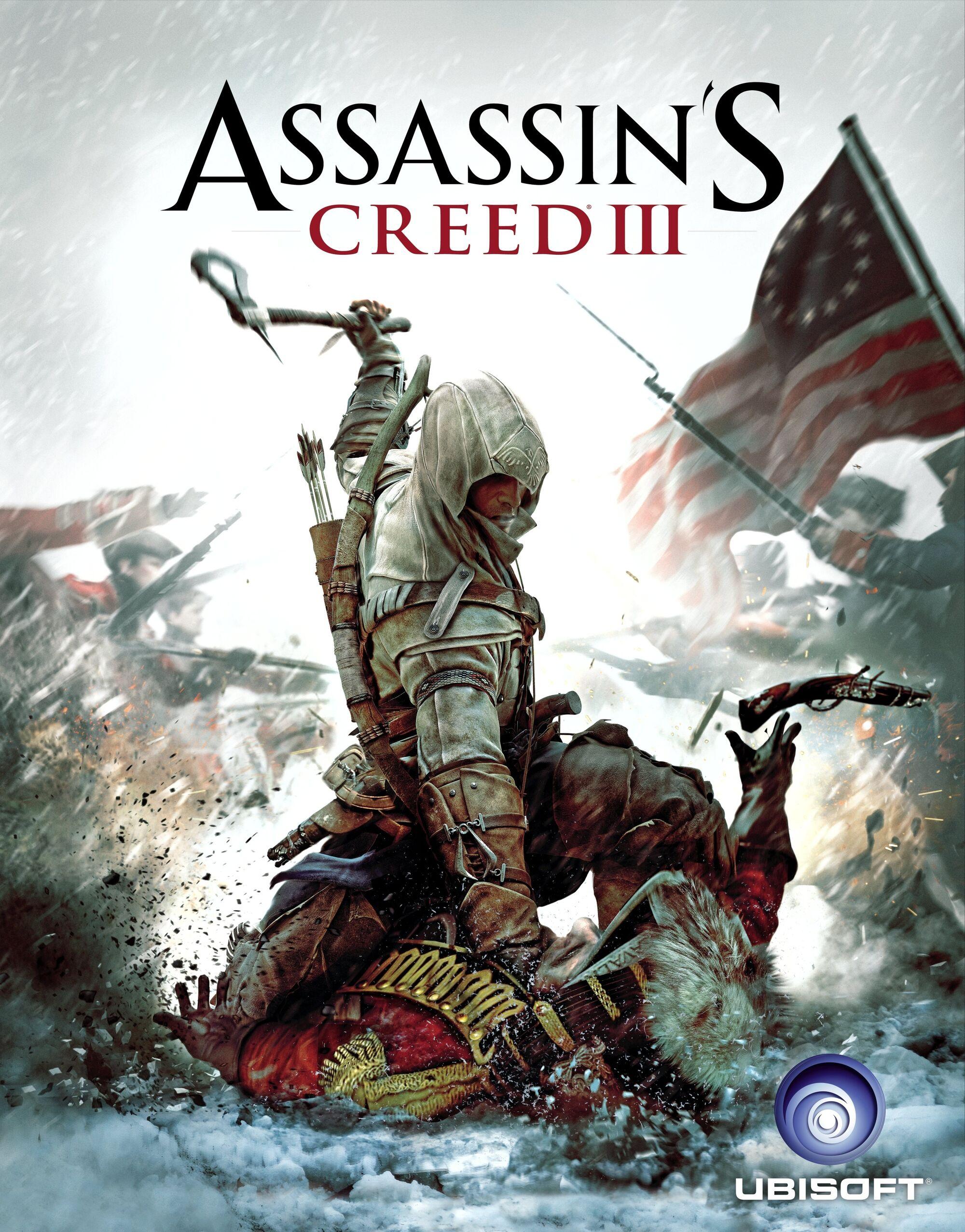 Assassin's Creed III   Assassin's Creed Wiki   Fandom