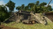 Piattaforma delle aquile e dei giaguari