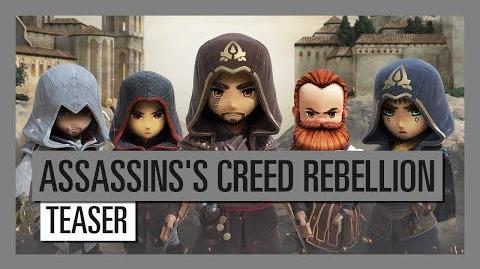 Assassin's Creed Rebellion - Teaser OFFICIEL VOSTFR HD