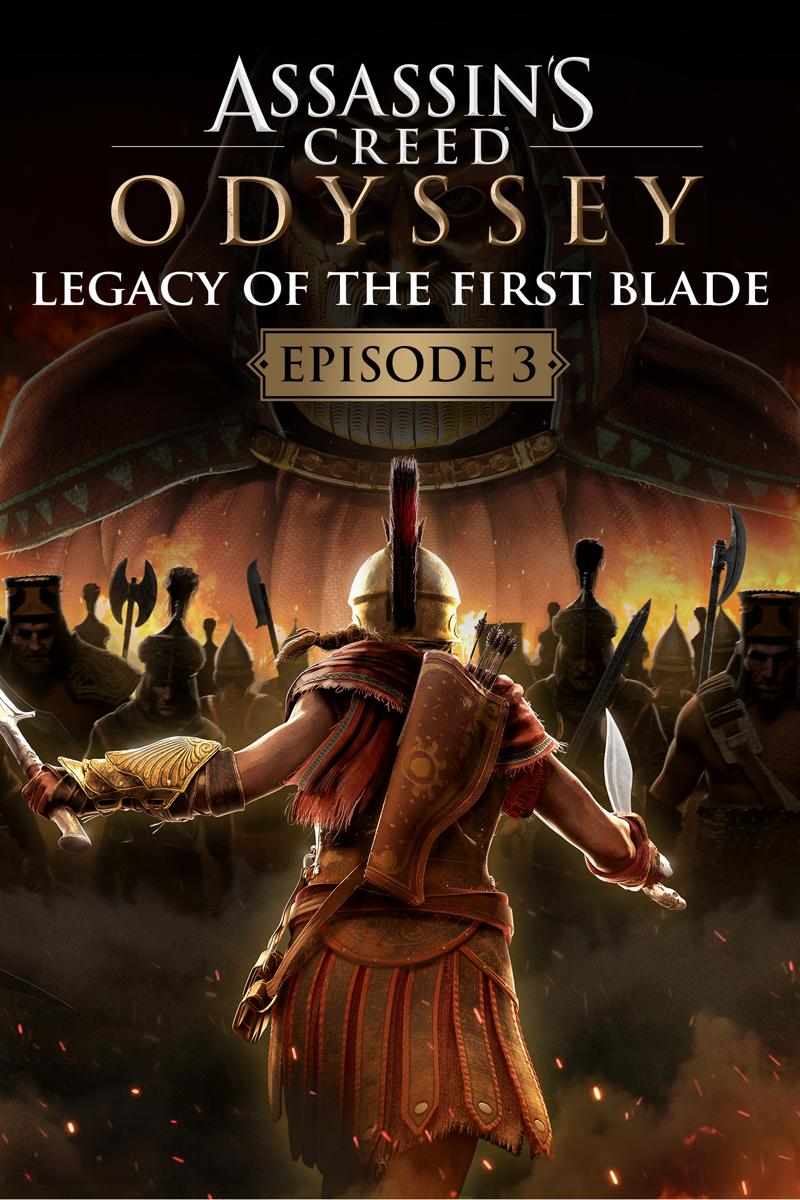 Legacy of the First Blade: Bloodline