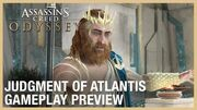 Assassin's Creed Odyssey Judgment of Atlantis Gameplay Preview Ubisoft NA
