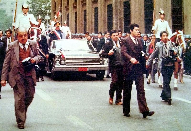 Coup d'État du 11 septembre 1973 au Chili