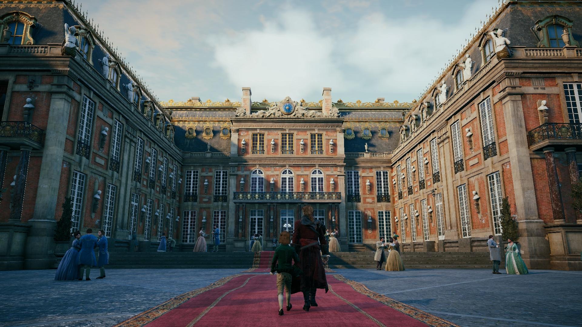 Souvenirs de Versailles