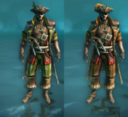 Champion Prestige (Mercenary)