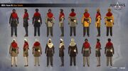 ACC India Sikh Empire Master Color Variants