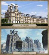 ACU Le Louvre concept