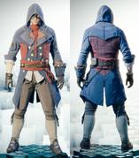 ACU Tailored Phantom Outfit