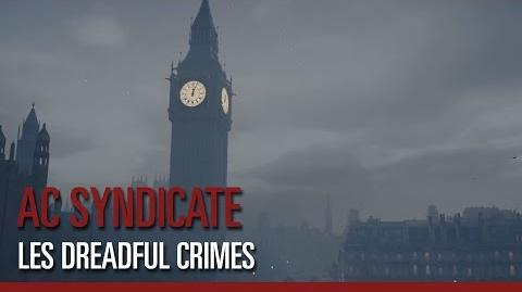 Assassin's Creed Syndicate Contenu Exclusif PS4- The Dreadful Crimes
