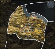 ACO Cyrenaica Map