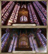 ACU La Sainte-Chapelle concept