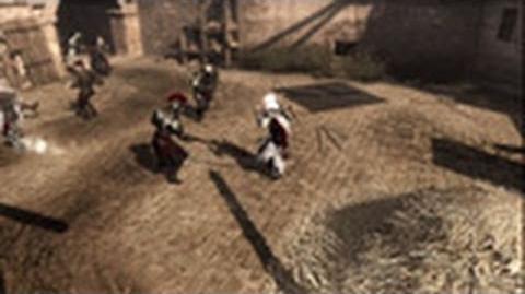 Assassin's Creed Brotherhood - Gameplay Esotico