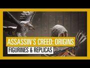 Assassin's Creed Origins - Figurines and replicas launch trailer