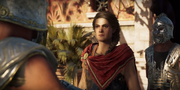The Wolfs Fate - Kassandra declines - Assassins Creed Odyssey