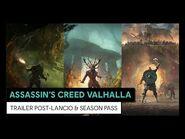 ASSASSIN'S CREED VALHALLA - Trailer Post-Lancio & Season Pass