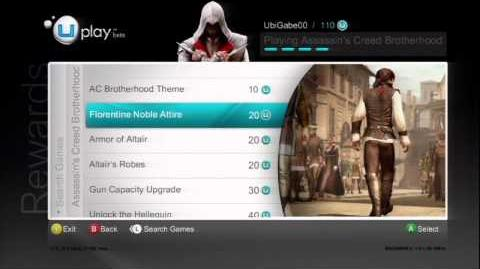 Assassin's Creed Brotherhood - Uplay Win