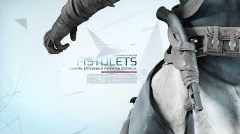 Assassin's Creed 3 - Connor et ses armes