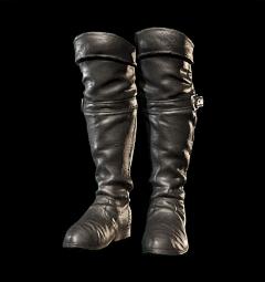 Ezio's Roman Boots