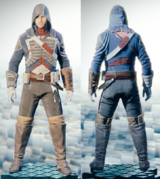 ACU Master Military Outfit