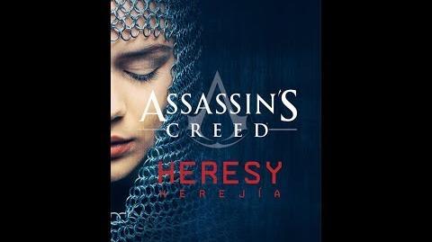 Assassin's Creed Herezja okładka