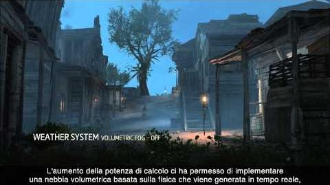 Creare un Open World di nuova generazione Assassin's Creed 4 Black Flag IT