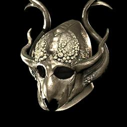 Fearsome Pirate's Helmet