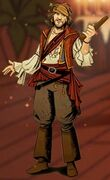 Calico Jack pirates