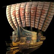 ACOD The Prancing Pegasos ship design