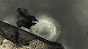 ACR Ezio hookblade catch ledge