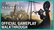 Assassin's Creed Valhalla Official 30 Minute Gameplay Walkthrough UbiFWD July 2020 Ubisoft NA