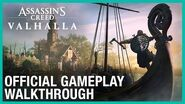Assassin's Creed Valhalla Official 30 Minute Gameplay Walkthrough UbiFWD July 2020 Ubisoft NA