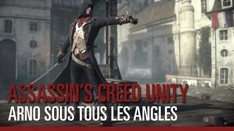 Assassin's Creed Unity - Arno sous tous les angles - E3 2014
