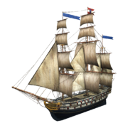 ACRogue DB Prisoners of War Frigate