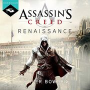 AC Renaissance audiobook FR cover