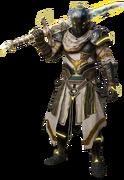 Acv Knight Isu set