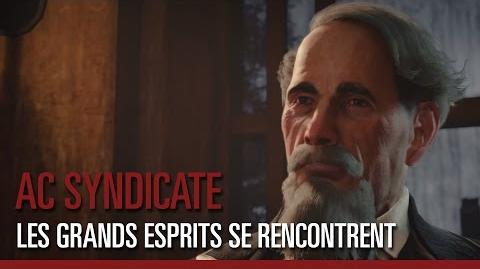 Assassin's Creed Syndicate - Trailer Personnages historiques