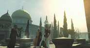 Altaïr sul Monte del Tempio