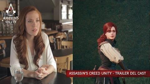 Assassin's Creed Unity - Trailer del Cast IT