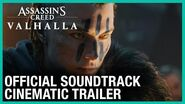 Assassin's Creed Valhalla Official Soundtrack Cinematic Trailer Ubisoft NA