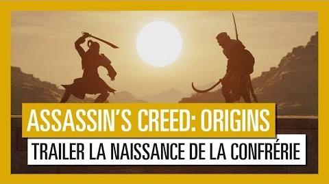 """Trailer de gameplay """" La Naissance de la Confrérie"""""""
