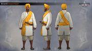 ACC India Sikh Empire Guard 2 Development