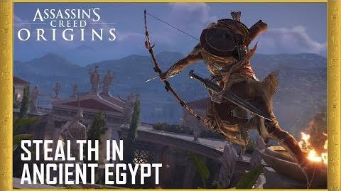 Assassin's Creed Origins New Stealth Gameplay in Ancient Egypt Ubiblog Ubisoft US